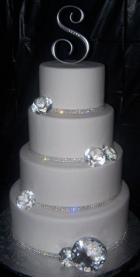 25 best cakes images on postres bling wedding cakes and conch fritters