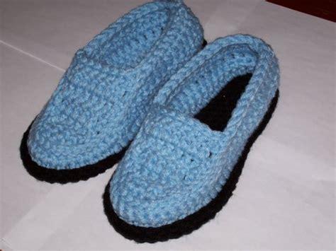 pattern crochet mens slippers warm slippers to crochet for men 10 free patterns