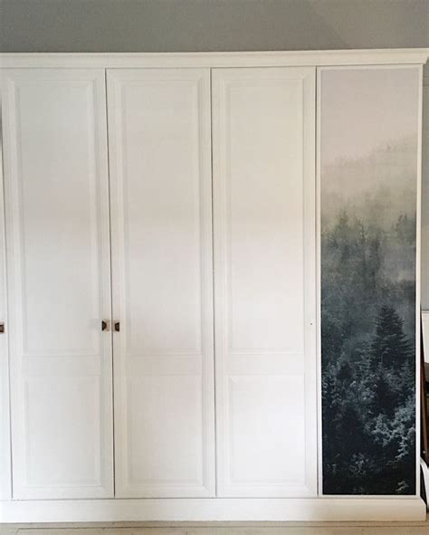 fabric wardrobes ikea 17 best ideas about fabric panels on panel