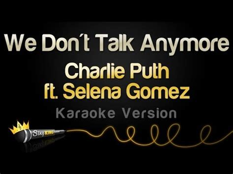 download lagu mp3 charlie puth we don t talk anymore charlie puth ft selena gomez we don t talk anymore