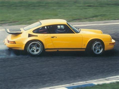 ruf porsche 964 mad 4 wheels 1987 ruf ctr yellowbird based on porsche