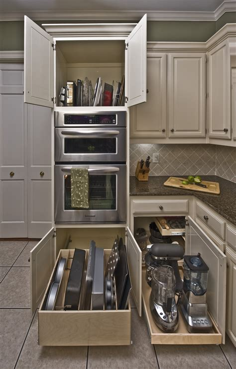 kitchen cabinet slide out organizers the best kitchen cabinet storage solutions for your camas