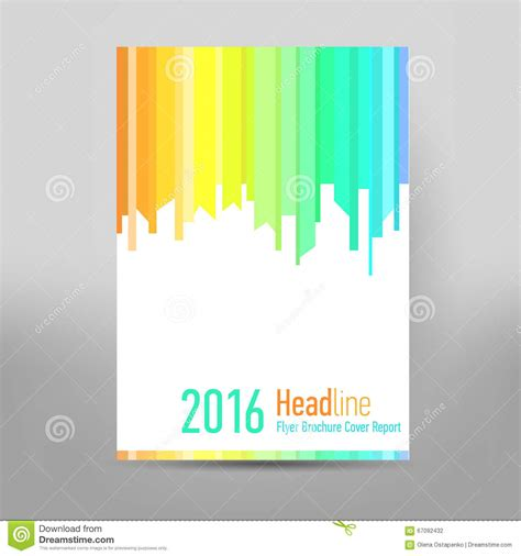 design front cover report modern cover annual report brochure business brochure