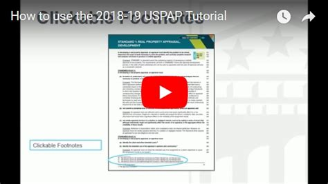 uspap printable version uniform standards of professional appraisal practice uspap