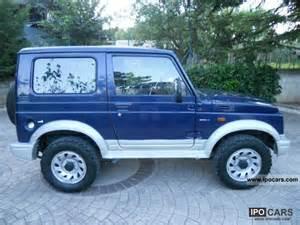 Suzuki 4x4 Diesel 2003 Suzuki Samurai 4x4 1 9 Diesel Eco Con Gancio Traino