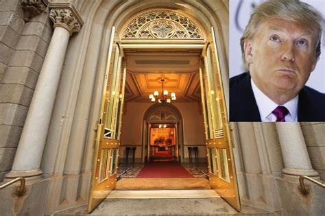 donald trump church marble collegiate church says donald trump is not an