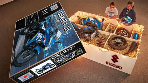Suzuki Motorrad Bausatz by Suzuki Gsx R 125 Als Bausatz Tourenfahrer
