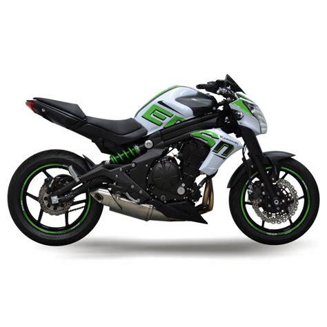 Aufkleber Kawasaki Er6f by Kawasaki Er6n Optik Tuning Motorrad Bild Idee