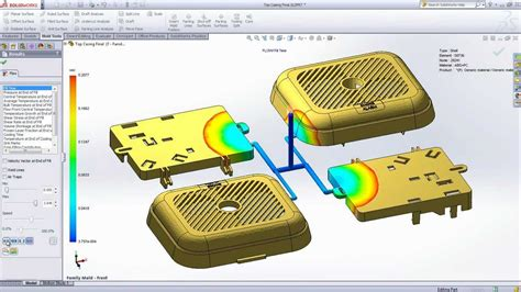 tutorial solidworks plastics pdf tutorial de solidworks 2013 plastics video en idioma