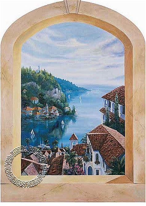 mediterranean wall murals mediterranean villas wall mural themuralstore