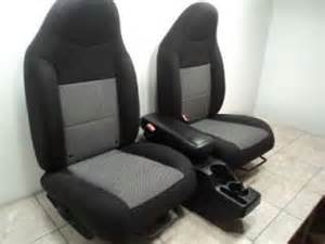 Ford Ranger Replacement Seats Ford Ranger Front Seats 2000 2001 2002 2003 2004
