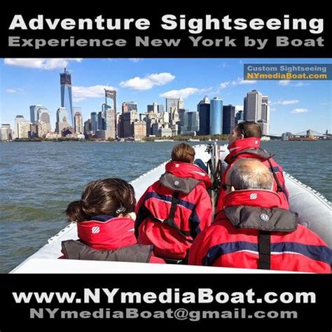 boat ride from new york to england new york media boat adventure sightseeing tours new
