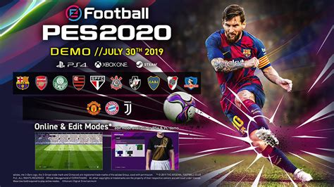 pes  release date demo licenses cover stars