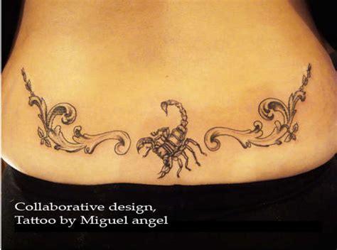 104 Hot Lower Back Tattoos Tr St Tattoos Lower Back Tattoos