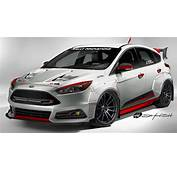 Ford Previews Its Focus ST And Fiesta SEMA Show Tunes