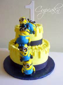 minions kuchen 10 adorable minion cakes you d wish on your birthday