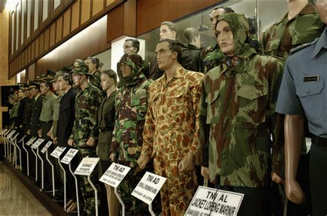 Jaket Loreng Army Au By Kota Intan pt sritex memproduksi seragam militer standar nato yang