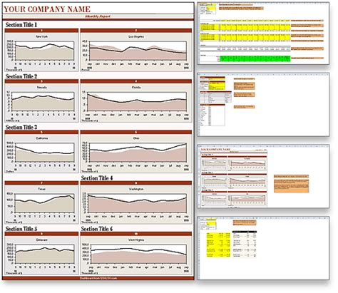 report layout excel mac download the marketing investment excel dashboard in red