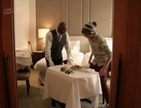 room service flash x factor slammed by watchdog for shameless plugging of luxury hotel where contestants stayed for