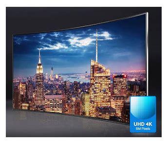 Tv Resolusi 4k daftar harga led tv harga dan spesifikasi samsung