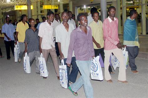 Addis Ababa Mba Program by Tanzanian Authorities Threaten To Deport