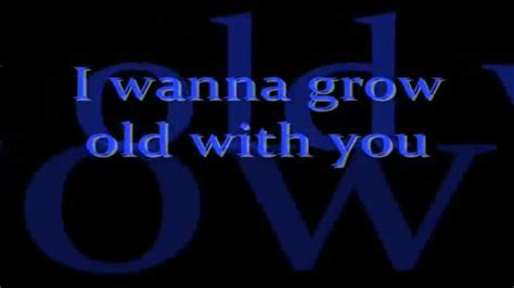 download mp3 free westlife i wanna grow old with you i wanna grow old with you lyrics westlife video clip