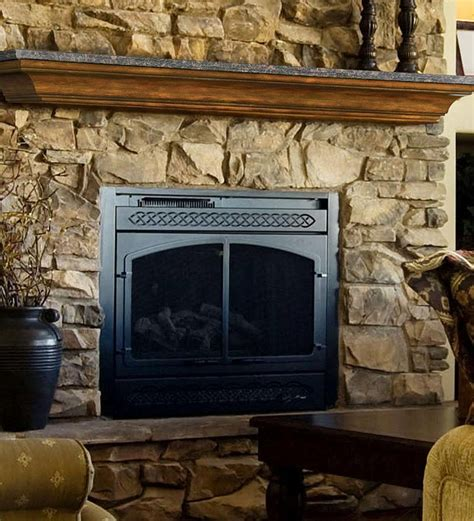 pin by jill decastro on fireplace built ins stone pinterest stone fireplace with wood mantle fireplaces pinterest