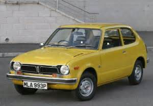 1970s honda civic if i could any car it would be a