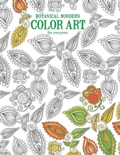 pattern wonders color art for everyone craftdrawer crafts adult coloring books make great gift ideas