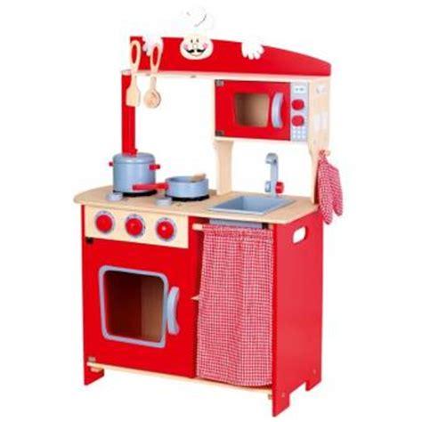 cuisine m騁al et bois cuisine enfant en bois achat prix fnac
