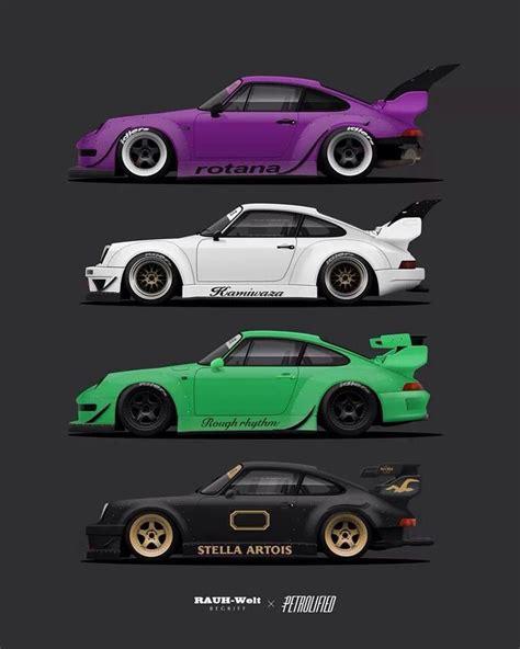 rwb porsche iphone 109 best images about automotive culture on pinterest