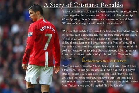 cristiano ronaldo biography in short quotes about success messi hd quotesgram