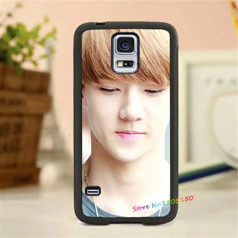 samsung kpop themes exo kpop sehun fashion original cell phone case cover for