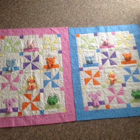 Just Quilting by Baby Quilts For Just Finished