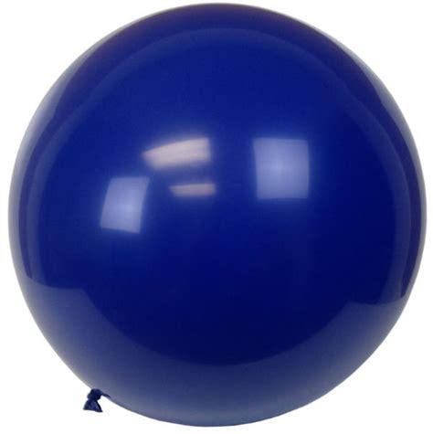 Halloween Decor Clearance 36 Quot Jumbo Round Latex Balloon Dark Blue
