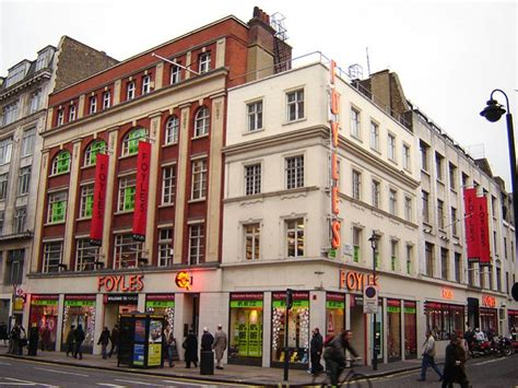 foyle s 5 bookstores on charing cross road scandinavian traveler