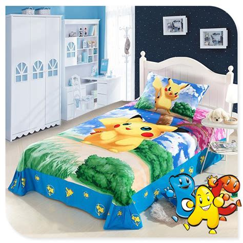pokemon bed sheets full pokemon bedding full size images pokemon images