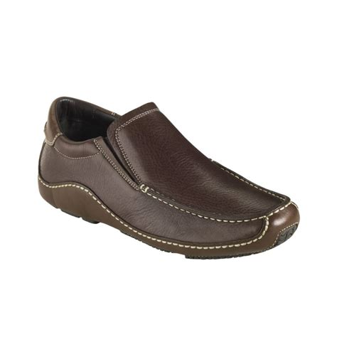 driver loafers cole haan air driver venetian loafers in brown for