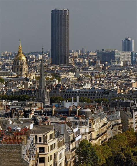 De Montparnasse Is Open In La by Ciel De