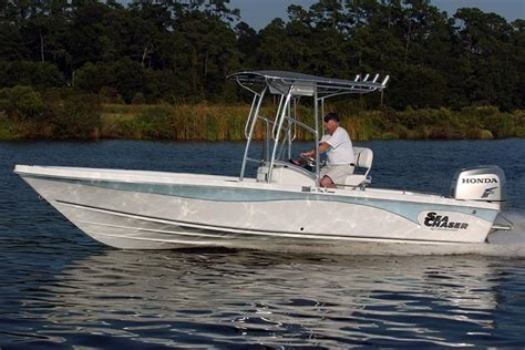 nunmaker boat rental 2016 sea chaser 21 lx bay runner power boats outboard