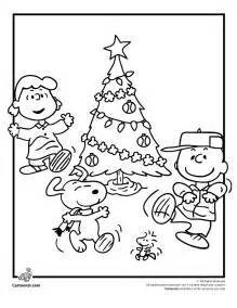 Charlie brown christmas coloring pages images amp pictures becuo