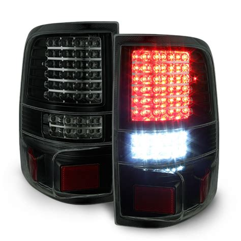 2004 ford f150 tail lights xtune 2004 2008 ford f150 led tail lights w led signal