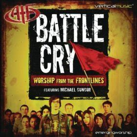 battle cry worship from the frontlines