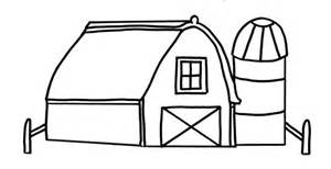 barn coloring sheet barn coloring pages for coloring home