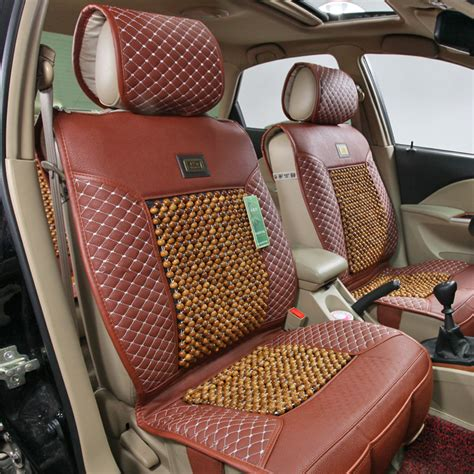car wooden bead seat acupressure popular seat cover aliexpress
