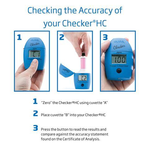 Free Chlorine Colorimeter Checker Hi 701 free chlorine checker hc 174 calibration check set hi701 11