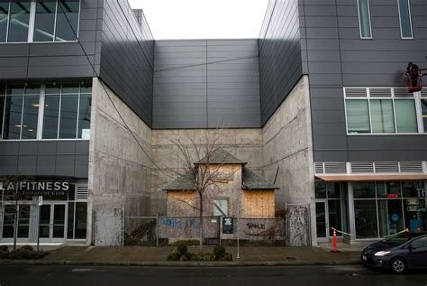 Edith Macefield House Set For Foreclosure Auction Seattlepi Com