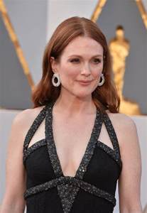 Julianne Moore by Julianne Moore At 88th Annual Academy Awards In Hollywood