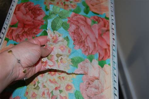 how to decoupage using napkins hometalk tips for decoupaging paper napkins onto furniture
