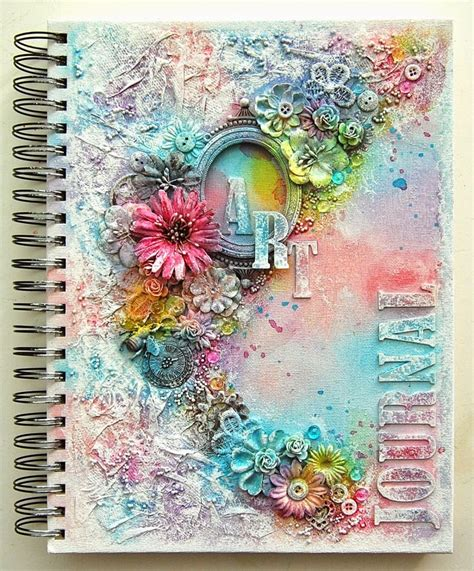 create your book mixed media projects for expanding creativity and encouraging personal growth books best 25 journal covers ideas on journal